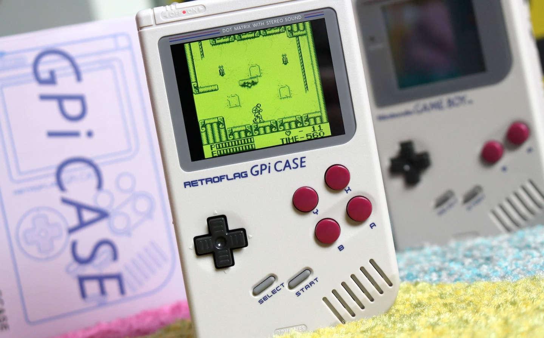 Retroflag Gpi Case Le Boîtier Qui Transforme Votre Raspberry Pi 0 En Game Boy Nintendolesite