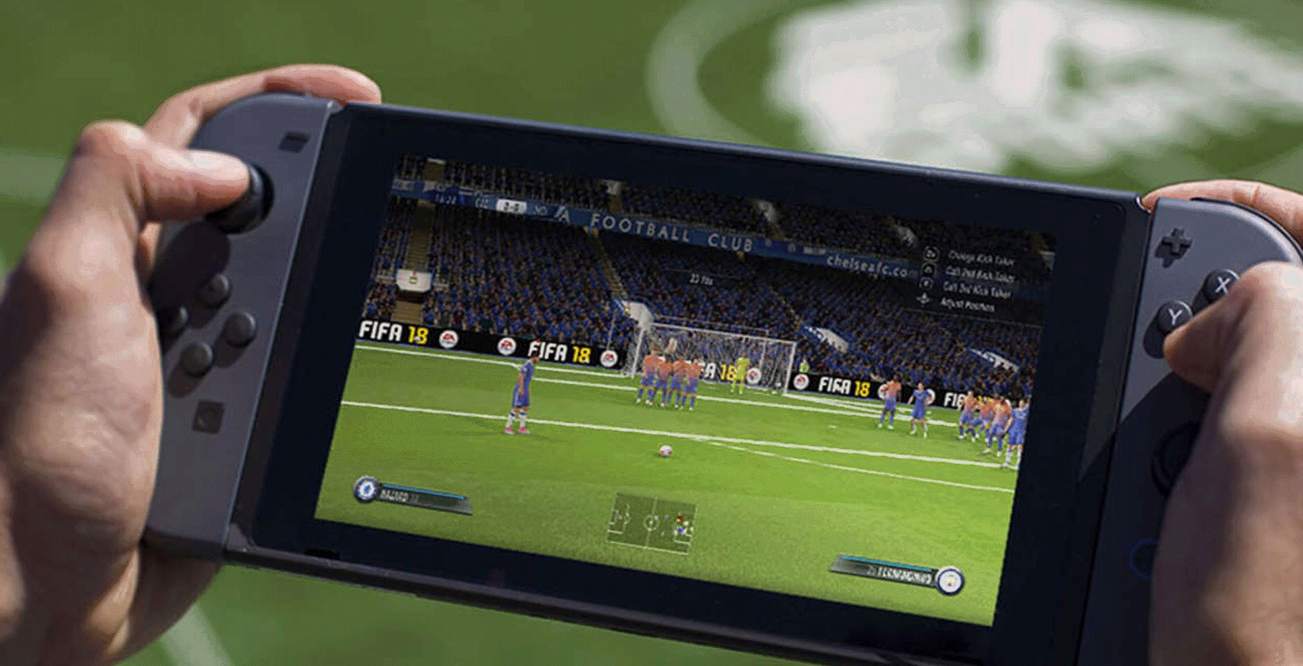 test fifa 19 switch